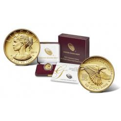 В США отчеканена памятная монета «Американская Свобода»