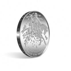 В Латвийской Республике выбрали лучшую монету 2017 года