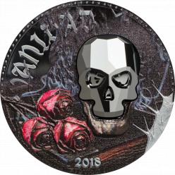 «Тщеславие» — первая монета мрачной серии