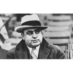 На торгах выставлена песня, написанная Аль Капоне в тюрьме