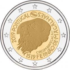 В Португалии анонсирован выпуск монеты в честь кругосветного путешествия Магеллана