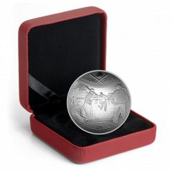 В Канаде отчеканена монета, посвященная бейсболу