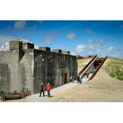 В Дании открыли музей под землей рядом с бункером нацистов