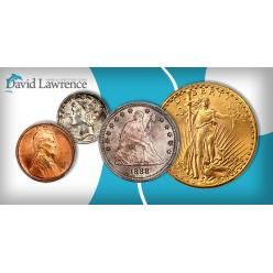 Стартовал крупнейший онлайн-аукцион редких монет США