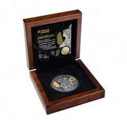 В Польше отчеканена монета с мифологическими персонажами