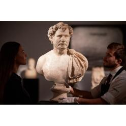 На Sotheby's античная скульптура ушла с молотка за 930 тысяч долларов США