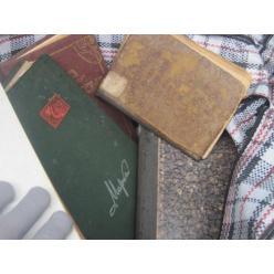 Из Украины пытались вывезти старинные книги и марки