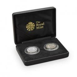 Набор из монет 6 пенсов принесет здоровье, богатство, счастье
