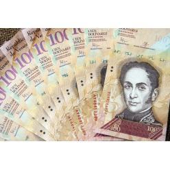 В Венесуэле из денежного обращения исчезнут банкноты номиналом 100 боливаров