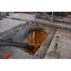 В усыпальнице князя Чарторыйского «черные археологи» побывали раньше исследователей