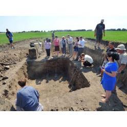 На Полтавщине археологи нашли артефакты времен скифов