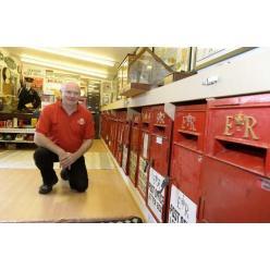 В Великобритании вновь открылся музей истории почтовой службы