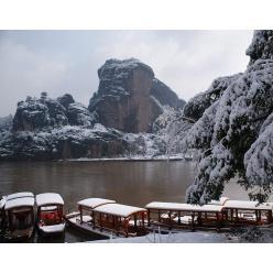 Ученым удалось установить месторасположение наибольшего в Китае даосского храма