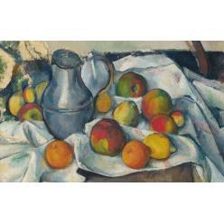 Картина Поля Сезанна «Кувшин и фрукты» стала самым дорогим лотом нью-йоркских торгов Christie's