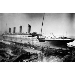 Письмо пассажира Титаника продано за $166 000
