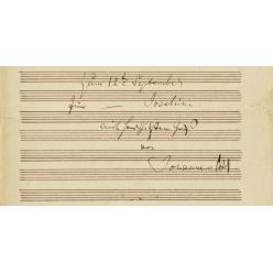 Sotheby's организует «музыкальные» торги