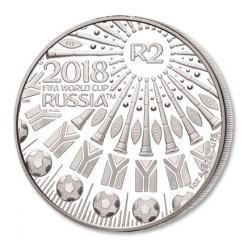 Монета к Чемпионату мира по футболу отчеканена в Южной Африке