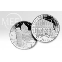 В Италии появилась монета в честь юбилея со дня освящения Пизанского собора