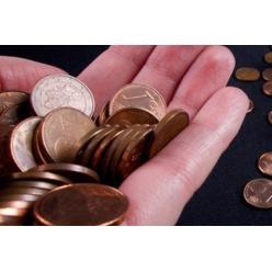 В Эстонии, возможно, откажутся от 1- и 2-центовых монет