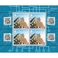 Гибралтар выпустил марки в честь криптовалют