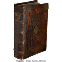 Сегодня открытие аукциона редких книг