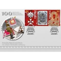 В Польше выпустили почтовый блок в честь 100-летия восстановления независимости страны