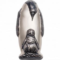 Компания Coin Invest Trust выпустила сувенирные монеты с изображением пингвина