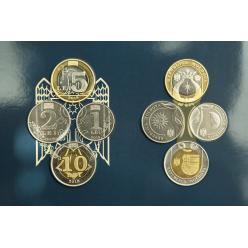 В Молдове выпустят нумизматические наборы с монетами 1, 2, 5 и 10 лей
