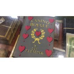 Самое первое издание книги о Джеймсе Бонде ушло с молотка за 22500 фунтов стерлингов