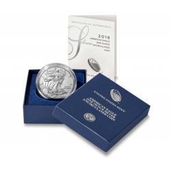 Монета США «Американский орел» доступна к приобретению