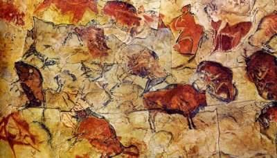 В Испании обнаружили наскальную живопись, которой 14 тысяч лет
