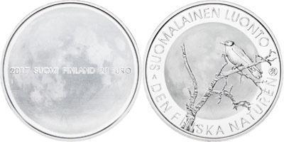 Монетный двор Финляндии выпустит памятную монету