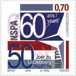 Люксембург порадував колекціонерів випуском двох тематичних марок