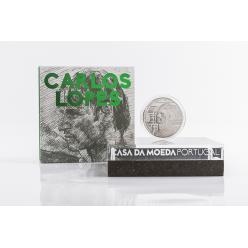 Памятные монеты в честь олимпийского чемпиона Карлоса Лопеса появятся в Португалии