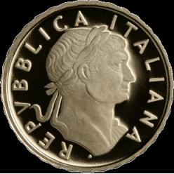В Италии выпущена последняя монета серии «Римские императоры»
