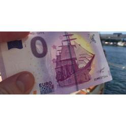 В Германии выпущена купюра номиналом 0 евро