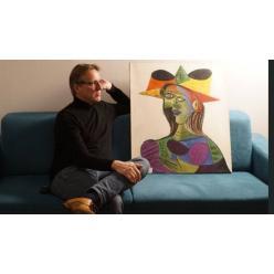 В Амстердаме обнаружена картина Пабло Пикассо «Бюст женщины (Дора Маар)», похищенная 20 лет назад