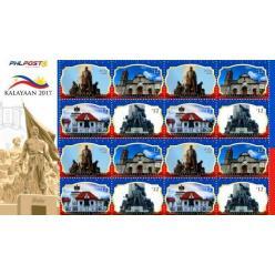 Филиппины издали серию почтовых марок, приуроченную ко Дню Независимости