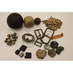В Великобритании артефакты войны XVII века попали на аукцион