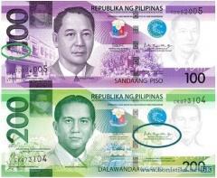 Филиппинские банкноты с обновленным дизайном скоро появятся в обращении
