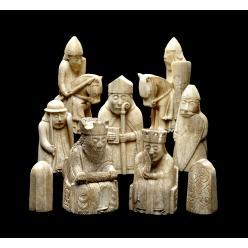 На аукцион Sotheby's выставлена шахматная фигура XII века, которую оценили в £1 млн
