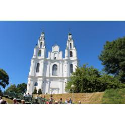  В Беларуси выпустили памятную монету в честь Софийского собора в Полоцке