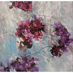В Киеве откроется выставка живописи Анастасии Крайневой «Объем цвета»