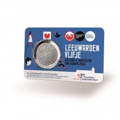 Нидерланды представили первую памятную монету 2018 года