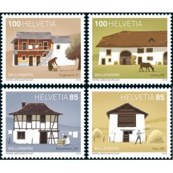 Швейцария посвятила марки годовщине известного музея под открытым небом