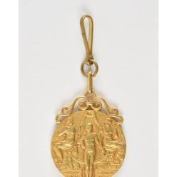 В США будет представлена лотом золотая медаль лондонской Олимпиады — 1908