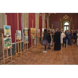 Вниманию ценителей искусства! Выставка «Армения Сегодня»