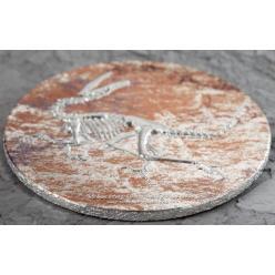 Серия монет Монголии «Эволюция жизни» пополнится новинкой