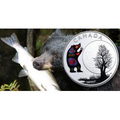В Канаде представили новую «лунную» монету