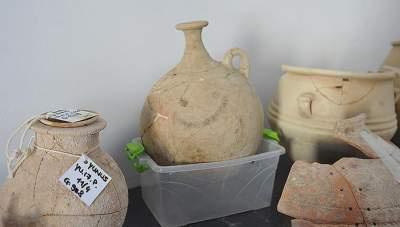 В Турции археологи нашли самый древний смайлик